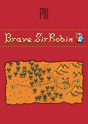 Cover of Brave Sir Robin