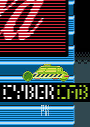 Cover of CyberCab