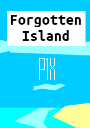 Cover of Forgotten Island