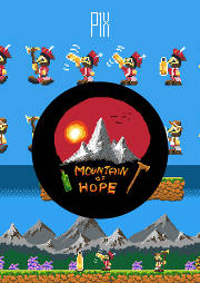 Cover of Mountain of Hope