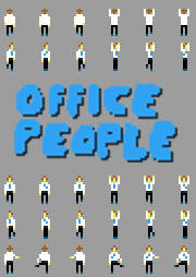 Cover of Office People