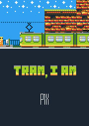 Cover of Tram I am